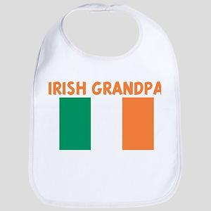IRISH GRANDPA Bib