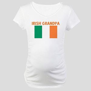 IRISH GRANDPA Maternity T-Shirt