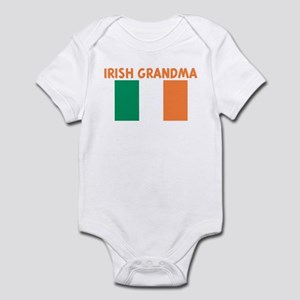 IRISH GRANDMA Infant Bodysuit