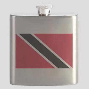 Trinidad and Tobago Flask