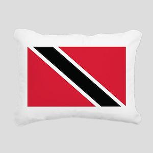 Trinidad and Tobago Rectangular Canvas Pillow