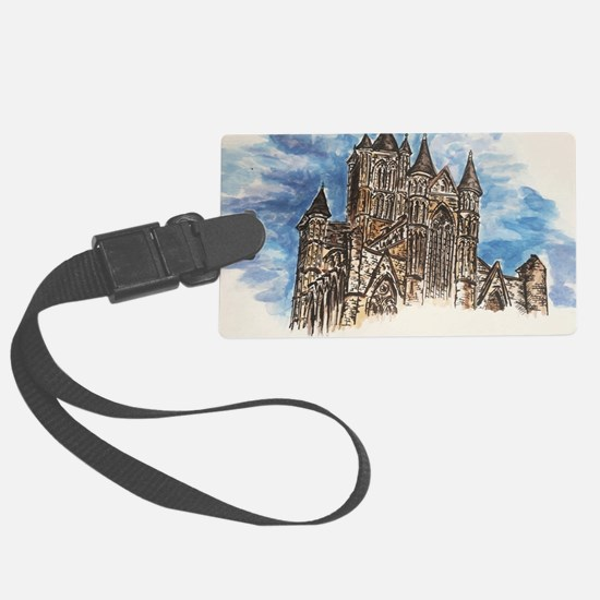 Cute Childrens Large Luggage Tag