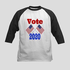 Vote 2020 Baseball Jersey