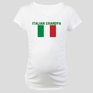 ITALIAN GRANDPA Maternity T-Shirt