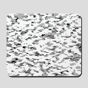 Camouflage: Alpine VI Mousepad