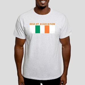 IRISH BY ASSOCIATION Light T-Shirt