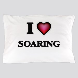 I love Soaring Pillow Case