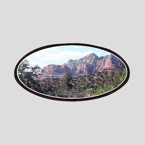 Rocks near Sedona, Arizona 6 Patch