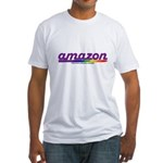 amazon Fitted T-Shirt