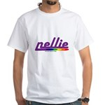 nellie White T-Shirt