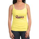queen Jr. Spaghetti Tank