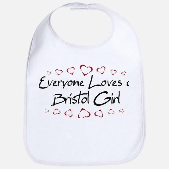 Bristol Girl Bib