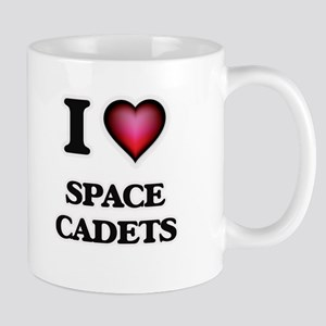 I love Space Cadets Mugs