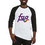 fag Baseball Jersey