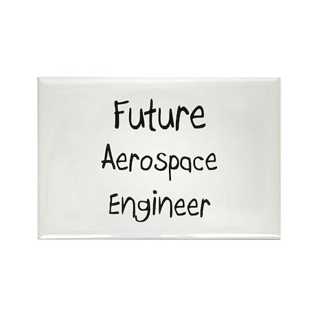 Future Aerospace Engineer Rectangle Magnet (10 pac