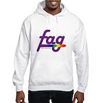 fag Hooded Sweatshirt