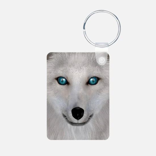 Arctic Fox Keychains