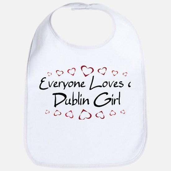 Dublin Girl Bib
