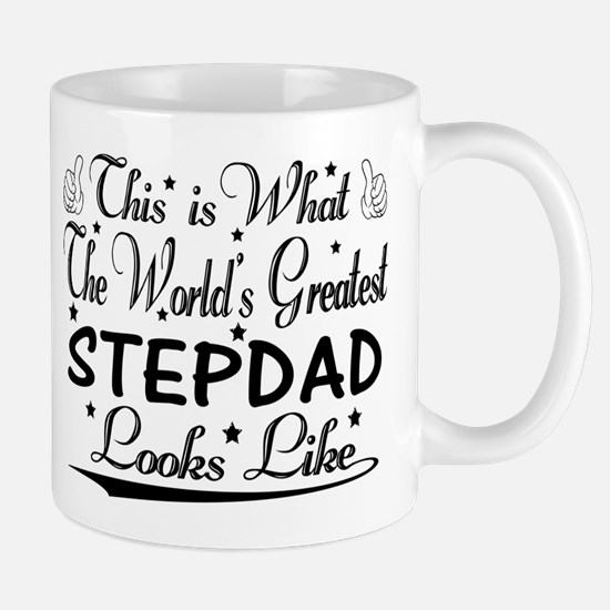 World's Greatest Stepdad... Mugs
