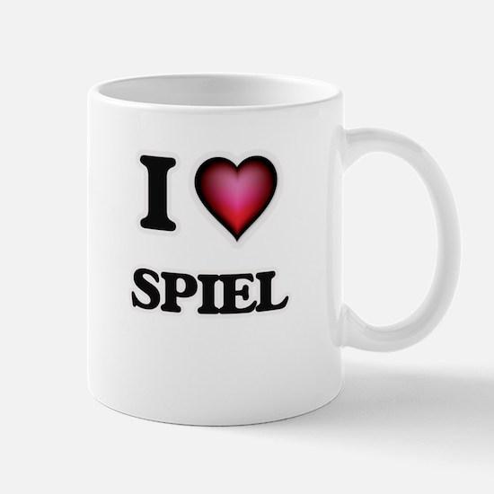 I love Spiel Mugs
