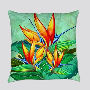 Bird of Paradise Flower Exotic Nature Everyday Pil