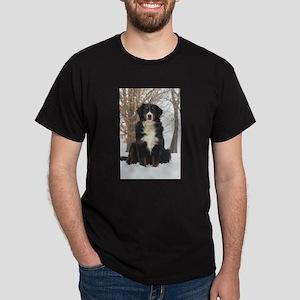 Berner in Snow T-Shirt