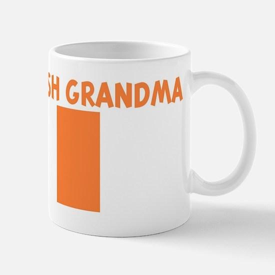 I LOVE MY IRISH GRANDMA Mug