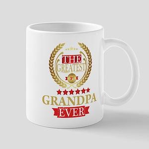 THE GREATEST GRANDPA EVER Mugs