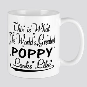 World's Greatest Poppy... Mugs