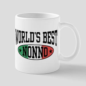 World's Best Nonno Mug
