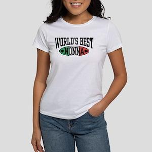 World's Best Nonna Women's T-Shirt