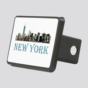 New York City Hitch Cover