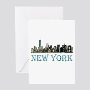 New york greeting cards cafepress new york city greeting cards m4hsunfo