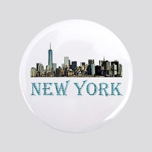 New York City Button