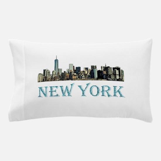 New York City Pillow Case