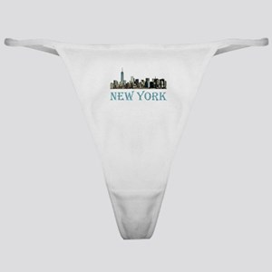 New York City Classic Thong