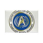 Starfleet Model Academy Logo Magnets