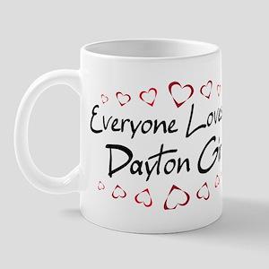 Dayton Girl Mug