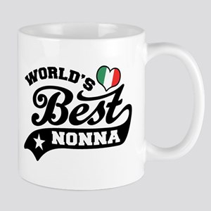 World's Best Nonna Mug
