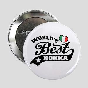 """World's Best Nonna 2.25"""" Button"""