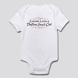 Daytona Beach Girl Infant Bodysuit