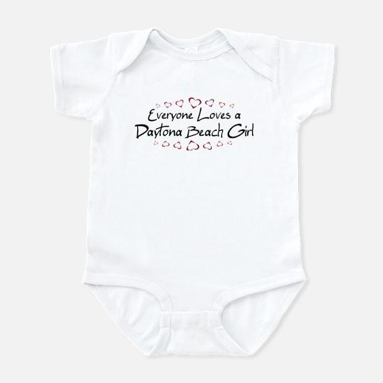 Daytona Beach Girl Infant Bodysuit