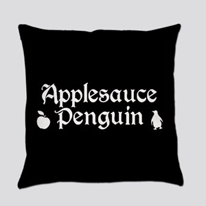 TVD Applesauce Penguin Everyday Pillow