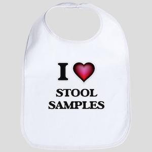 I love Stool Samples Bib