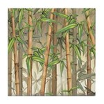 Bamboo Forest Tile Coaster