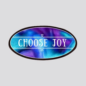 Choose joy Patch