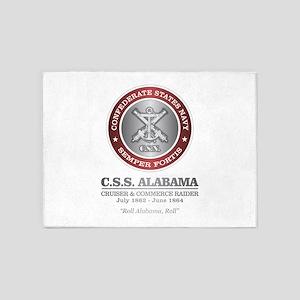 CSS Alabama 5'x7'Area Rug