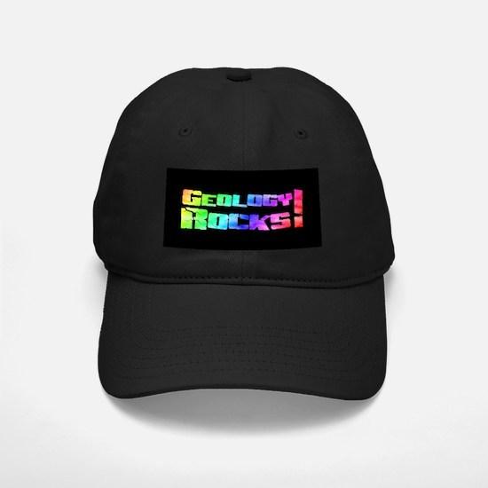Geology Rocks! Baseball Hat