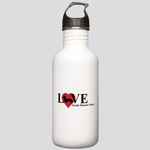 DANDIE DINMONT TERRIER Water Bottle