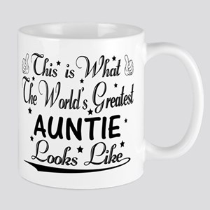 World's Greatest Auntie... Mugs